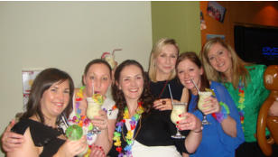 hen party cocktail classes Perth