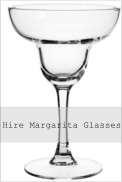 Hire Margarita Glasses