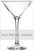 Hire Martini Glasses